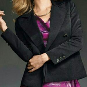 Cabi Luxe Tux Blazer Black Size 6
